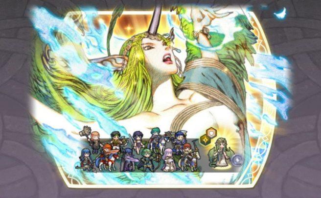 Fire Emblem Heroes - Mila: Goddess of Love