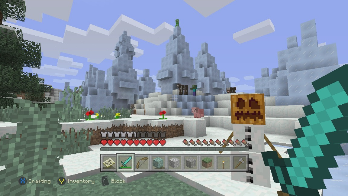Minecraft Wii U Edition 1 8 8 Update Won T Be Out Until Some