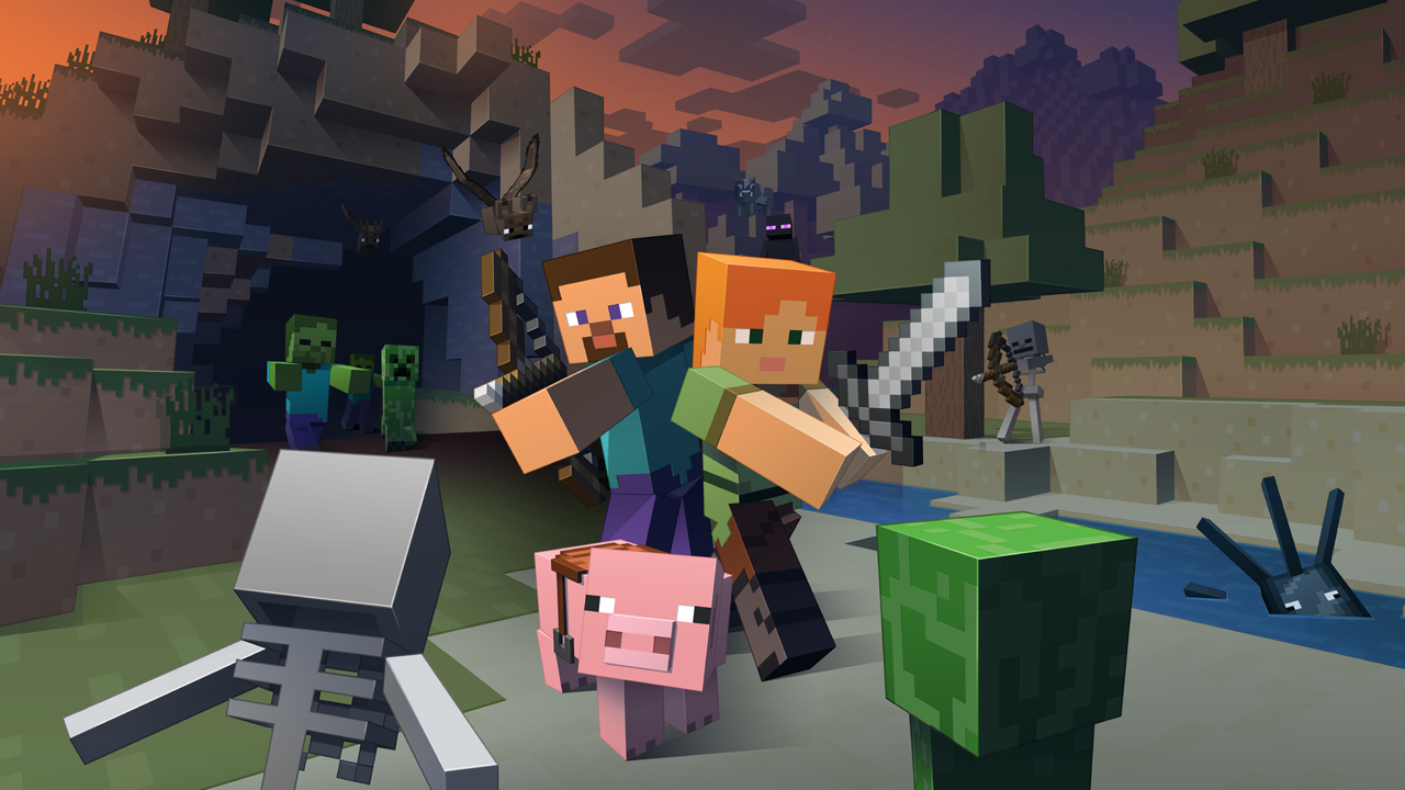 Minecraft becomes the best-selling game on the Japanese Wii U