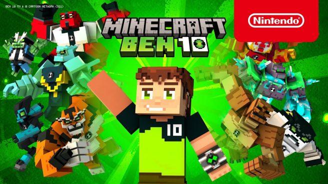 Minecraft - Ben 10 DLC