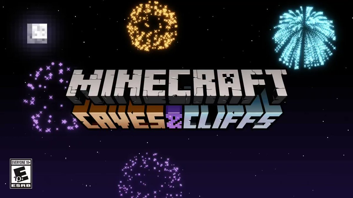 Minecraft reveals Caves and Cliffs update for Summer 12 release
