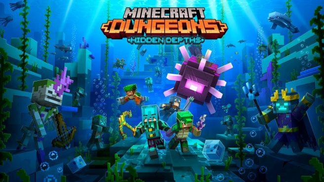 Minecraft Dungeons - Hidden Depths