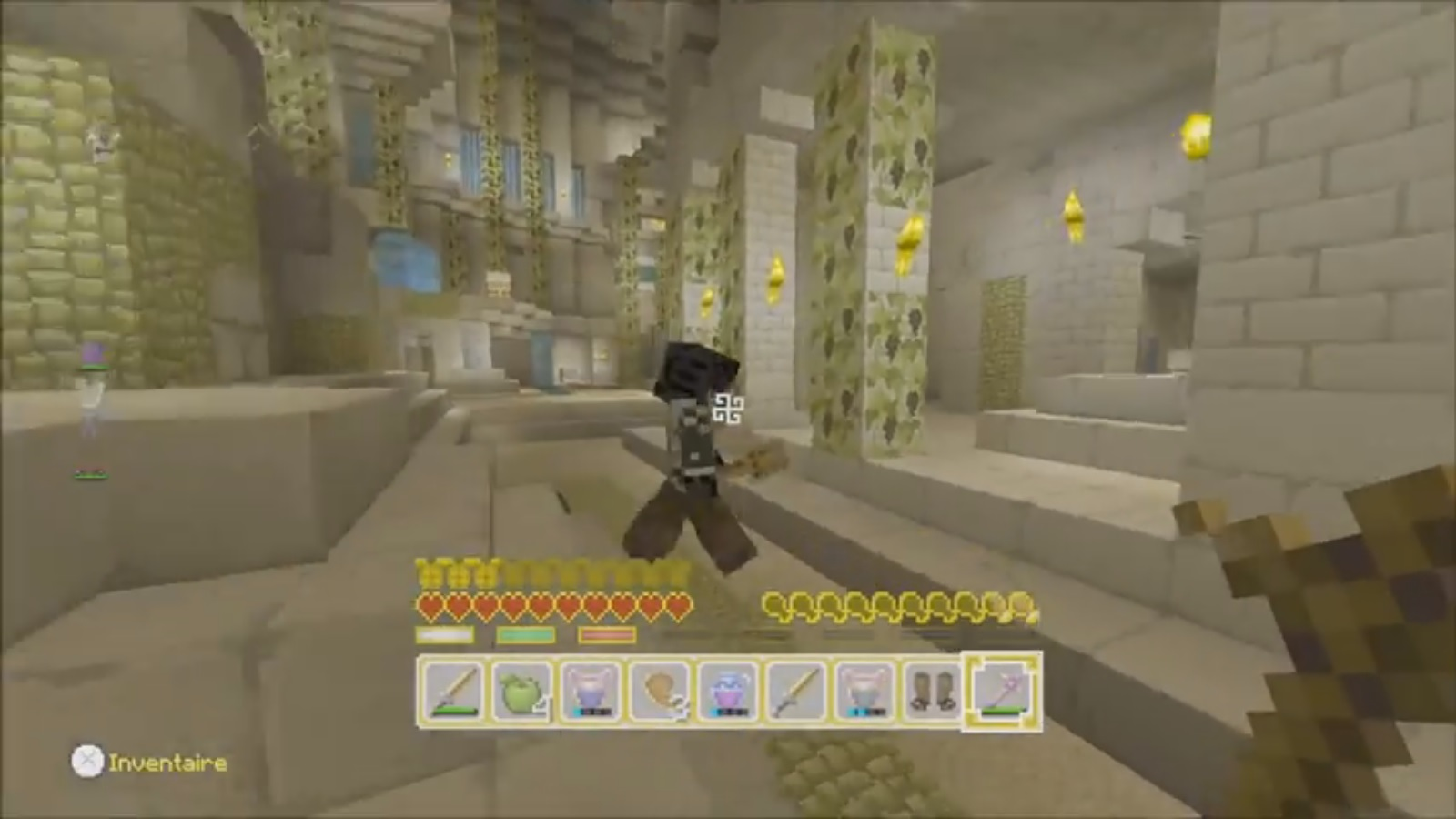 Minecraft Wii U Edition Patch Footage Nintendo Everything - Maps fur minecraft wii u