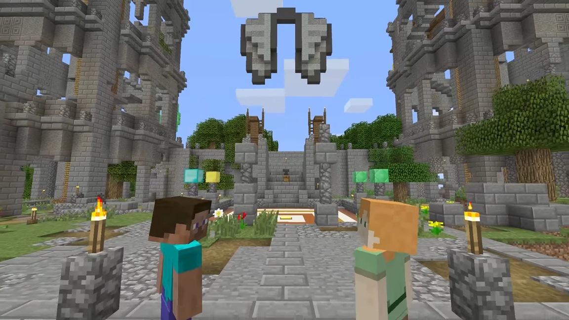 Minecraft Wii U Edition Archives Page Of Nintendo Everything - Minecraft wii spielen
