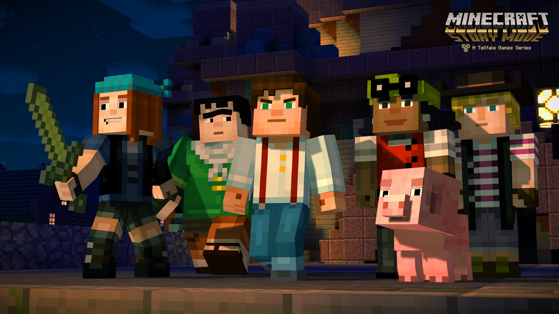 Minecraft Story Mode Archives Nintendo Everything Three Way Switch In Posted On 2 Weeks Ago By Brianne Brian News Wii U 3 Comments 0 Likes