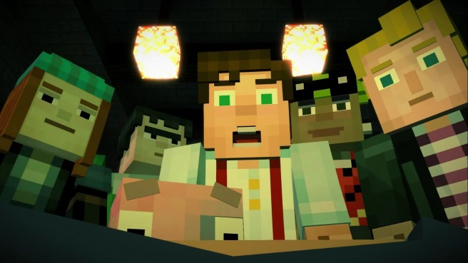 Minecraft: Story Mode Season Two appears to be happening