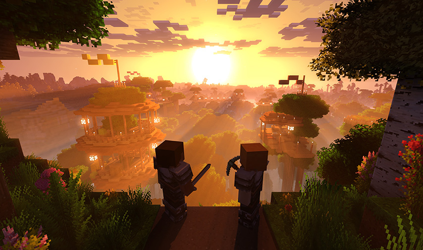 Minecraft's Super Duper pack has been cancelled