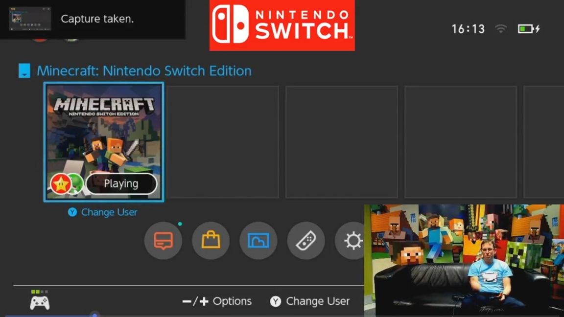 nintendo switch pack fortnite occasion