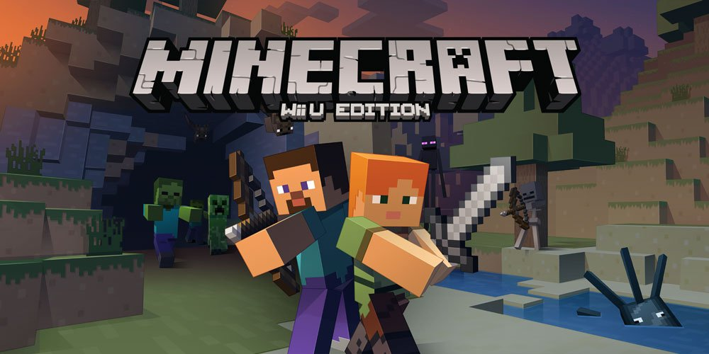 Minecraft Wii U Edition Gets Small Bug Fix Update Nintendo Everything - Minecraft spielen video