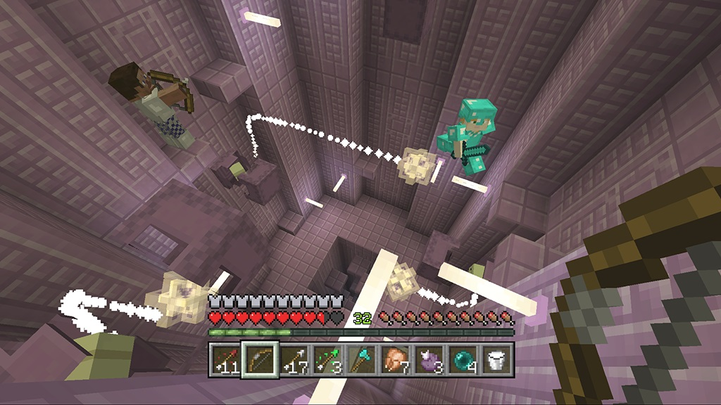 Minecraft: Wii U Edition - Elytra, End Cities, and more to be added