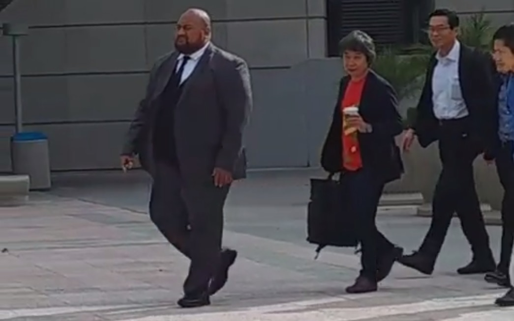 Miyamoto seen heading to the E3 convention center