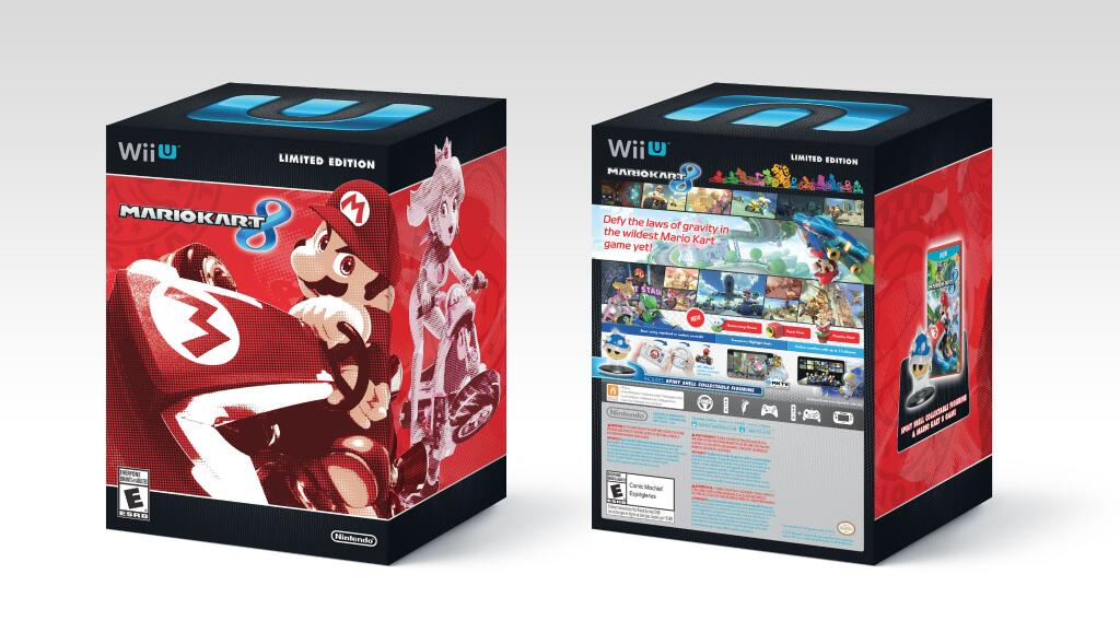 Nintendo World selling exclusive Mario Kart 8 Limited Edition Bundle