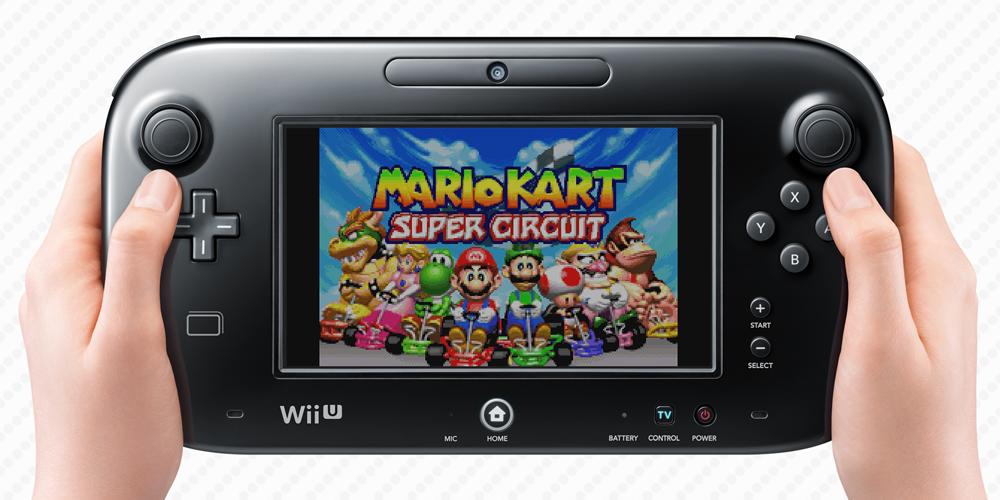 Europe Getting Mario Kart Super Circuit On The Wii U Virtual