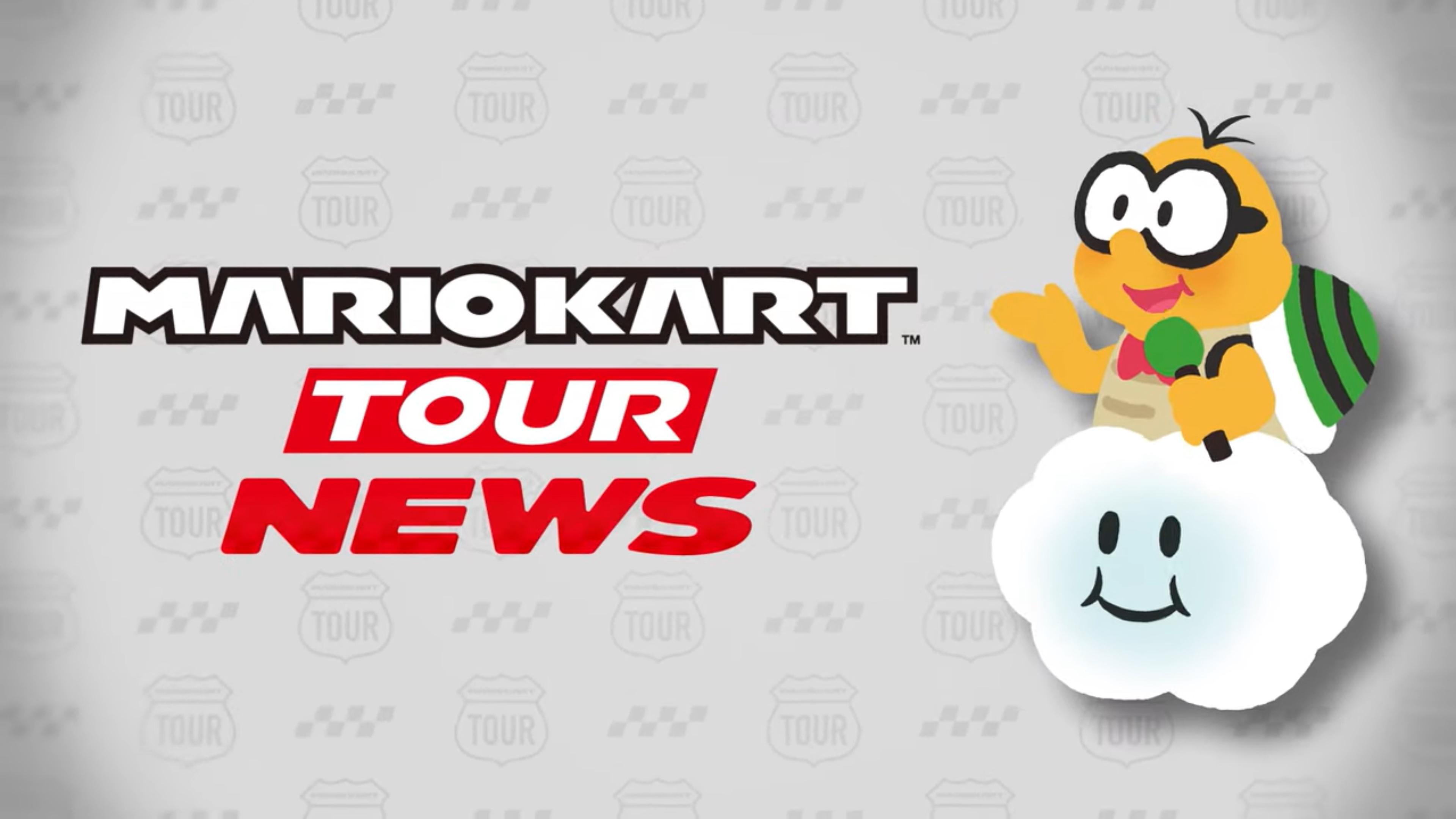 Video Mario Kart Tour News Vol 1 Nintendo Everything