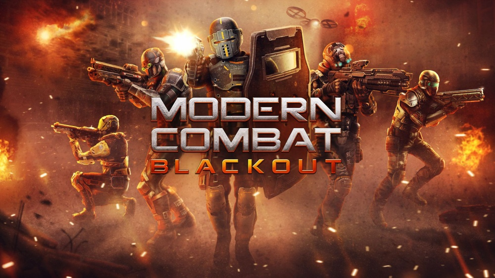 Modern Combat Blackout update out now (version 1 0 24