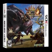 Monster Hunter 4 Ultimate box art