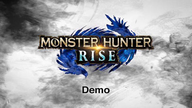 Monster Hunter Rise demo
