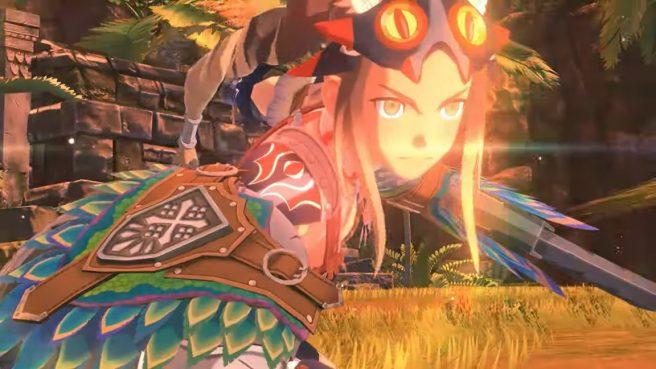 Monster Hunter Stories 2: Wings of Ruin - Kayna