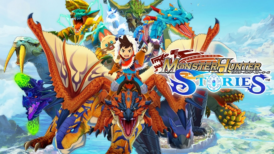 Monster Hunter Stories Details Cover New Modes Streetpass Support