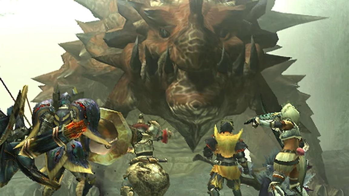 Monster Hunter XX - New Year\'s greeting video - Nintendo Everything
