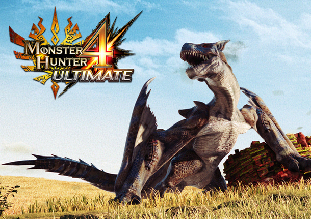 Monster Hunter 4 Ultimate Producer Factors Behind Western
