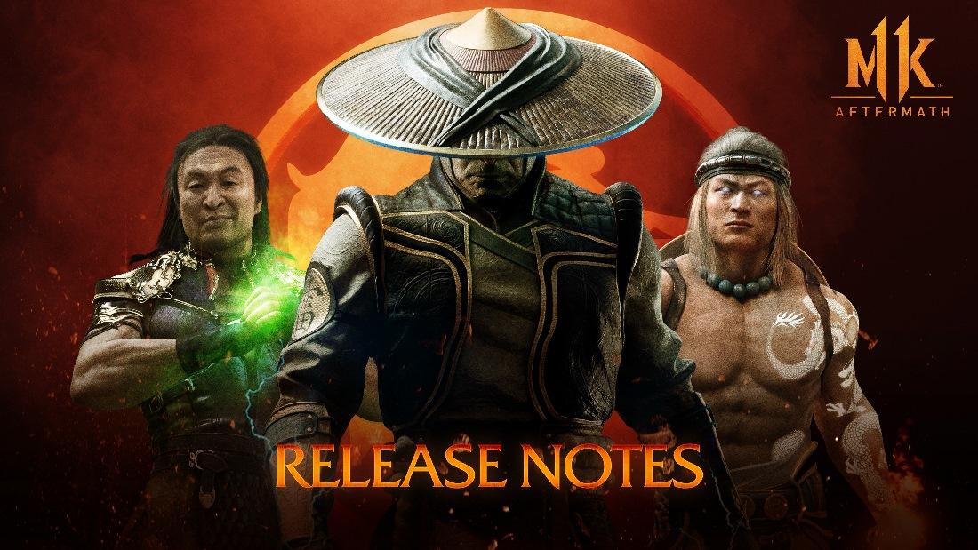 Mortal Kombat 11 - August 2020 patch notes - Nintendo Everything