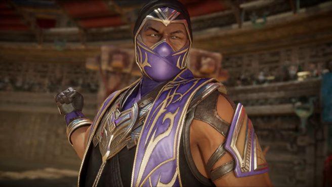 Mortal Kombat 11 Ultimate - Rain