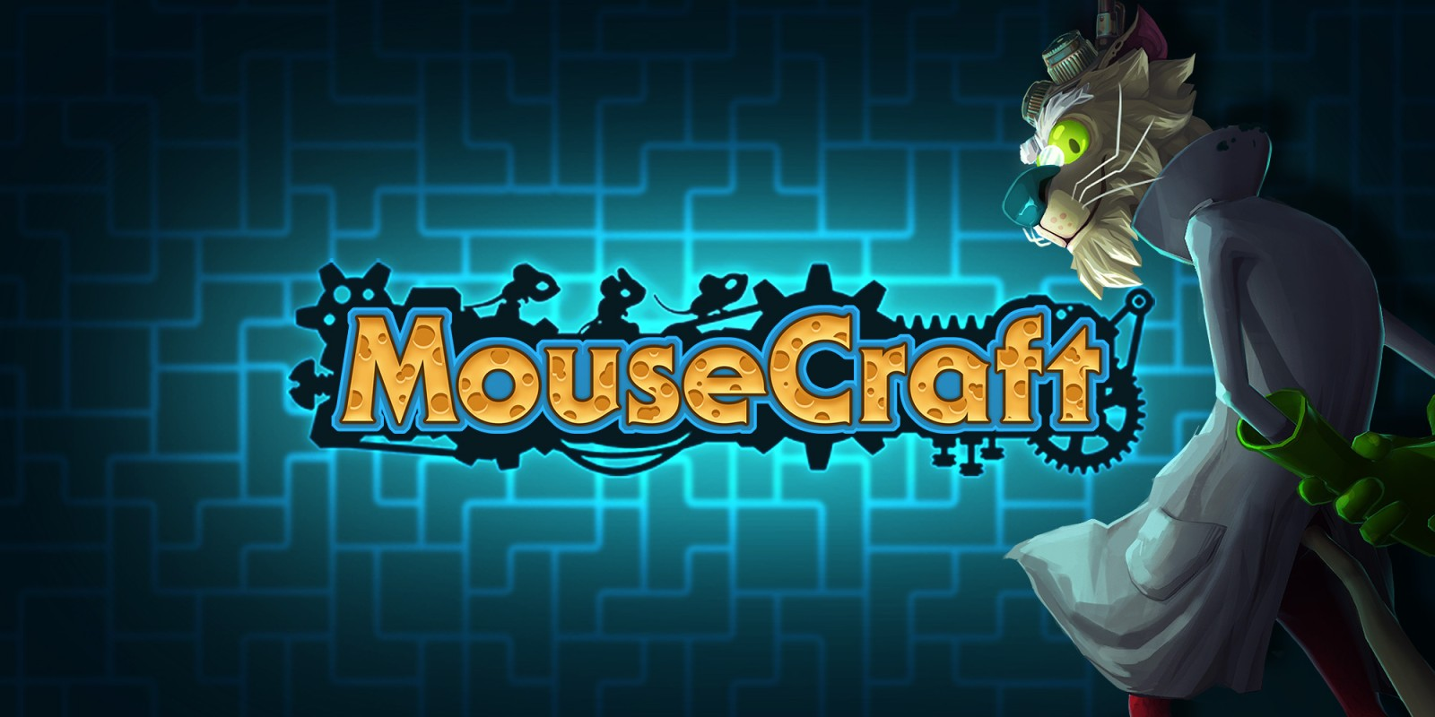 MouseCraft releasing on Switch this month - Nintendo Everything