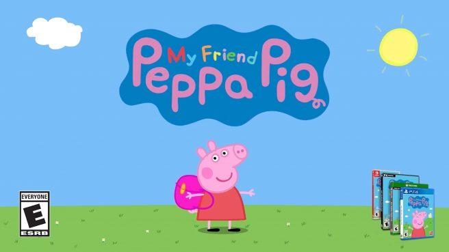 my friend peppa pig game