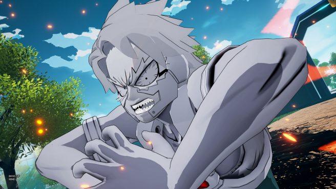 My Hero One's Justice 2 - Tetsutetsu