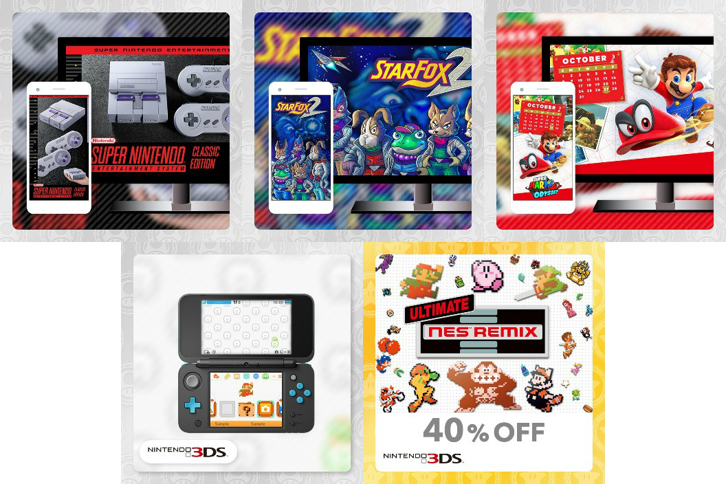My Nintendo Updates With Snes Themed Rewards And Mario