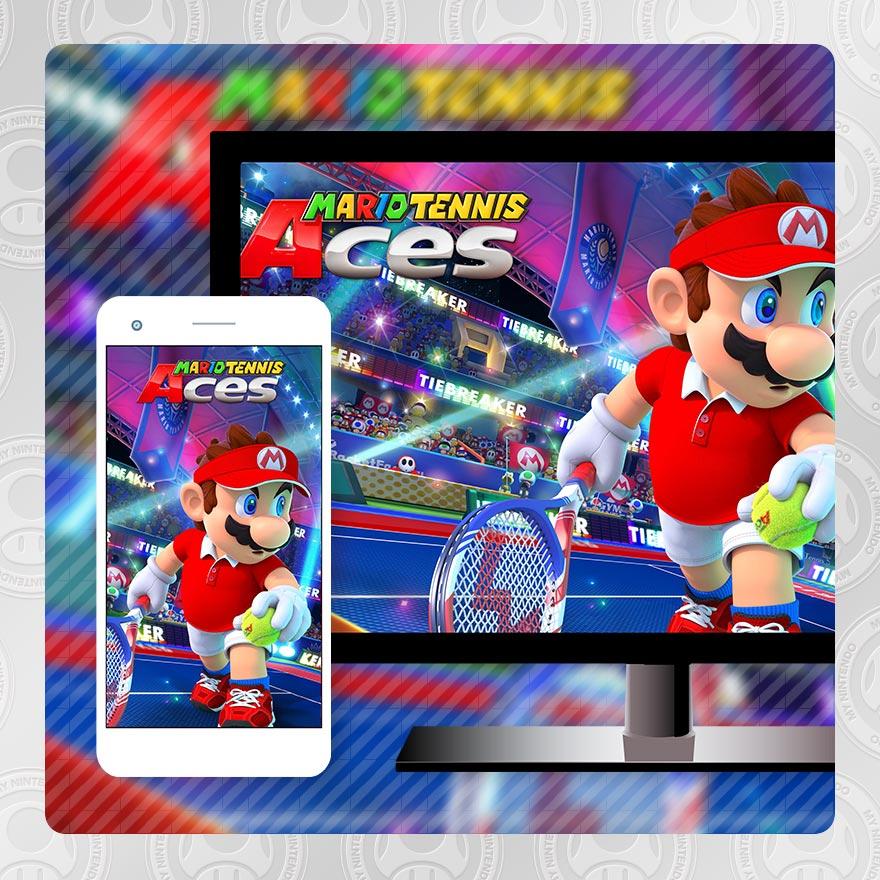 Calendar Wallpaper Nintendo : Mario tennis aces wallpaper and june calendar available on