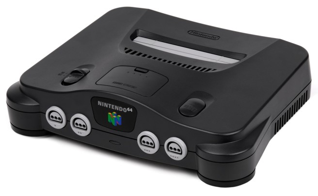 nintendo 64 classic edition release date