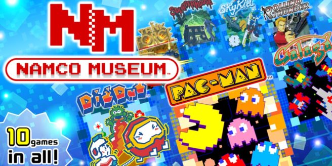 Namco Museum update out now (version 1 0 1), full patch notes