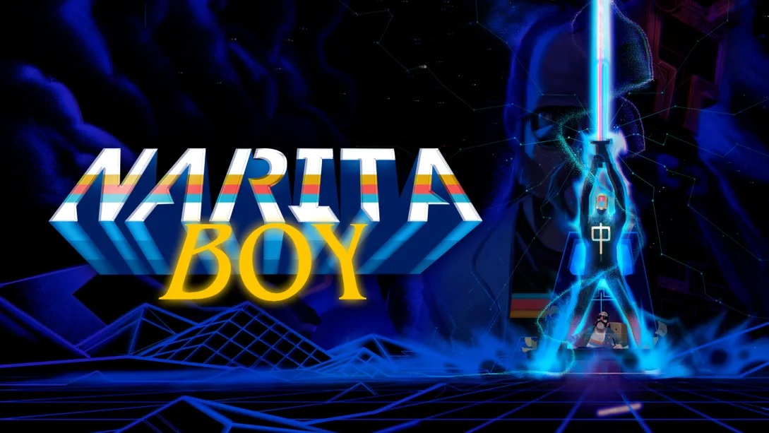 Narita Boy update out now on Switch (version 1.0.2), patch notes - Nintendo Everything