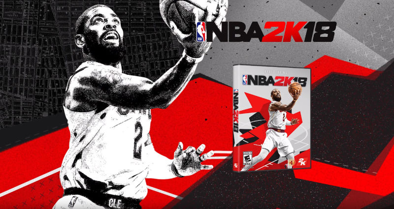 NBA 2K18 Switch file size, day and date updates with PS4