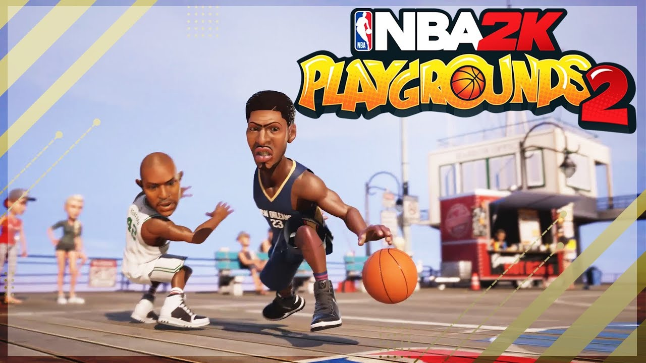 Nba 2k Playgrounds 2 Review: NBA 2K Playgrounds 2 Dev On How 2K Helped Improved The