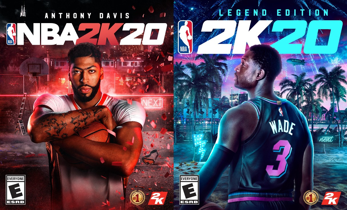 NBA 2K20 confirmed for Switch, launches September 6