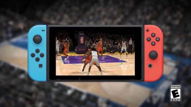 NBA 2K22 trailer