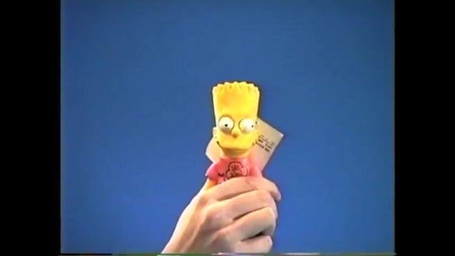 NBA Jam - Bart Simpson
