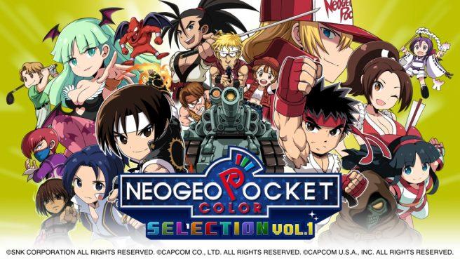 Neo Geo Pocket Color Selection Vol. 1