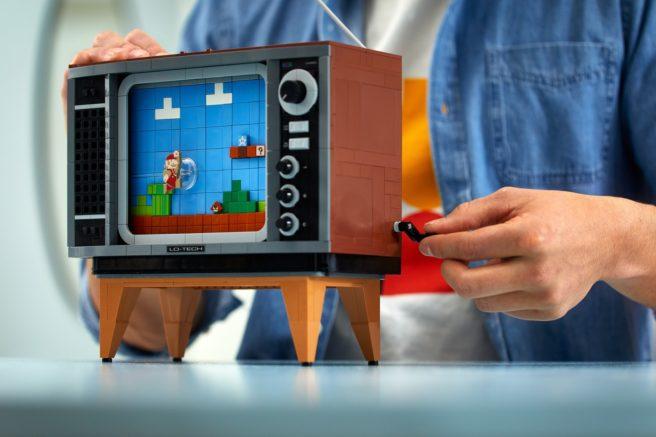 LEGO Nintendo Entertainment Systems