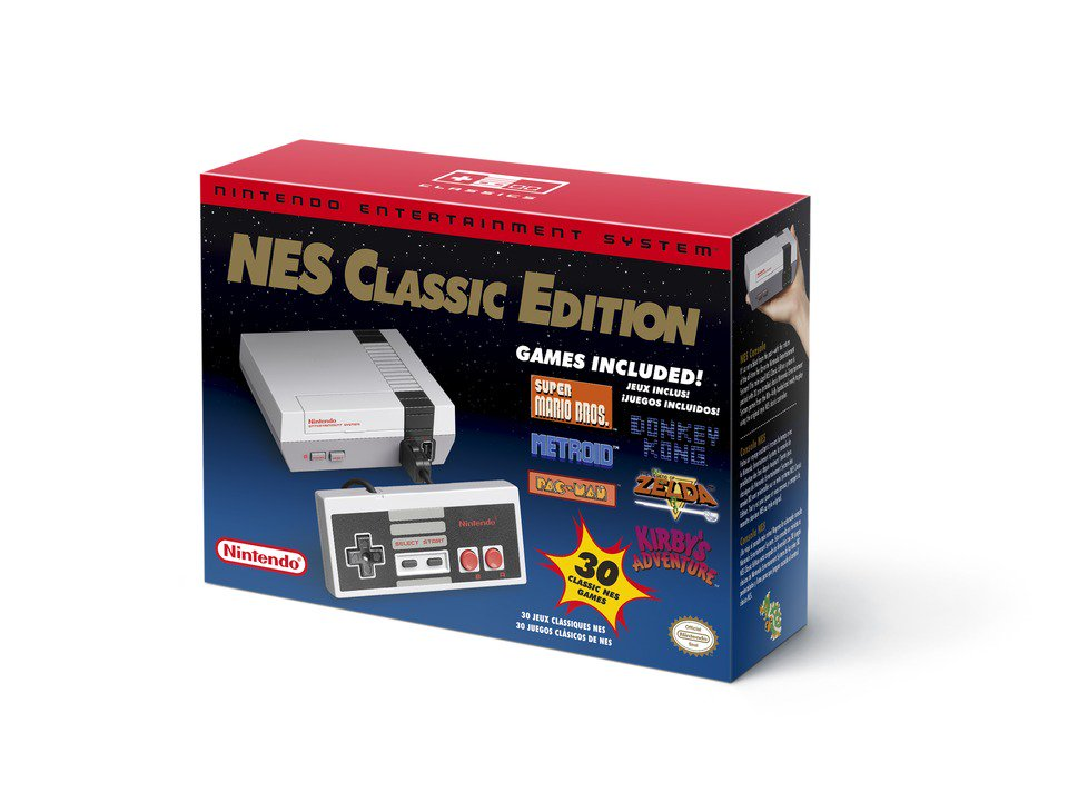 June 2018 Npd Nes Classic Was The Highest Unit Selling Hardware