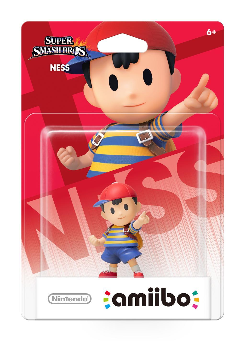 Update Gone Ness King Dedede Amiibo Up On Gamestop Nintendo