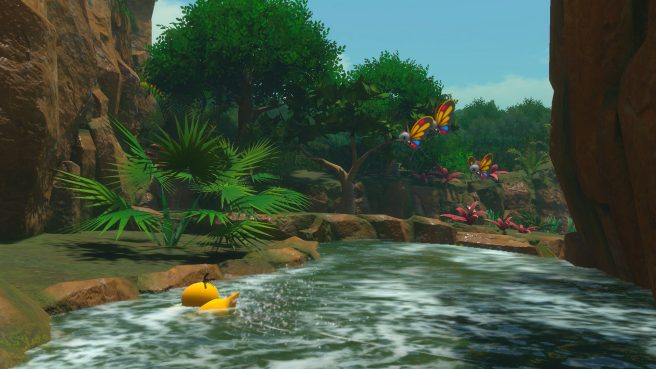 New Pokemon Snap Mightywide River
