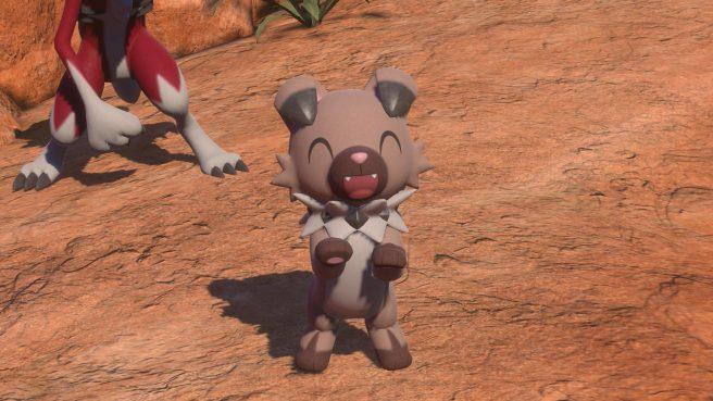 New Pokemon Snap Barren Badlands