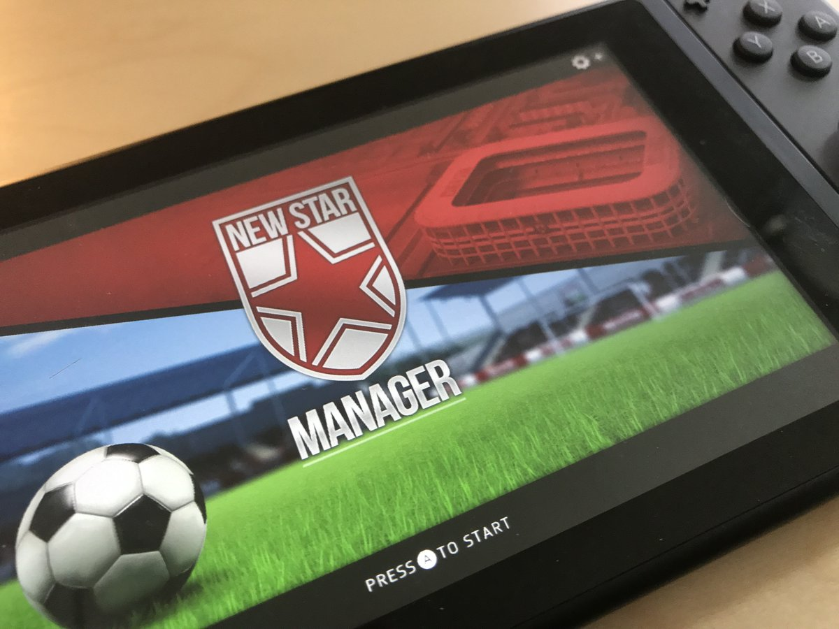New Star Manager planned for Switch - Nintendo Everything