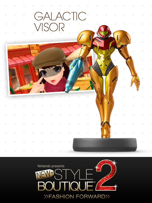 Even More Compatible Amiibo For New Style Boutique 2