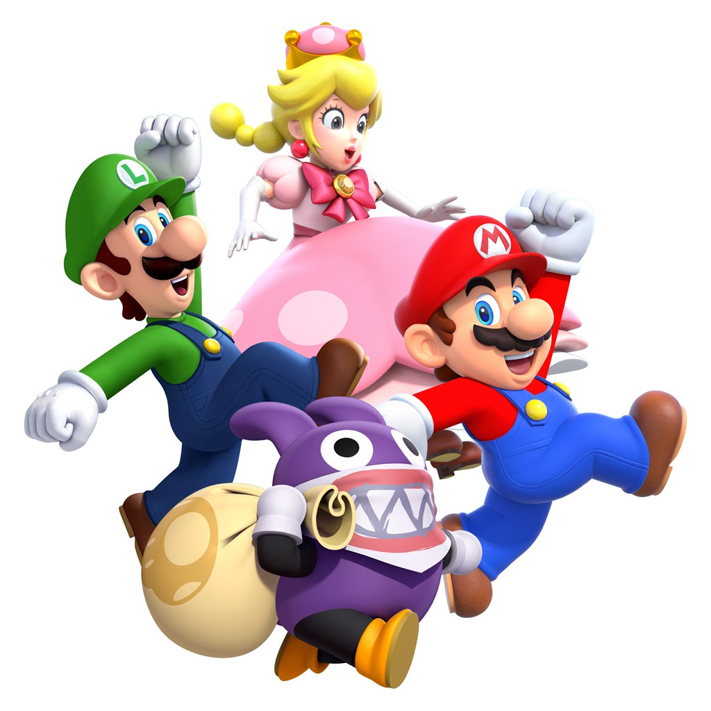 First 15 Minutes Of New Super Mario Bros U Deluxe With Toadette