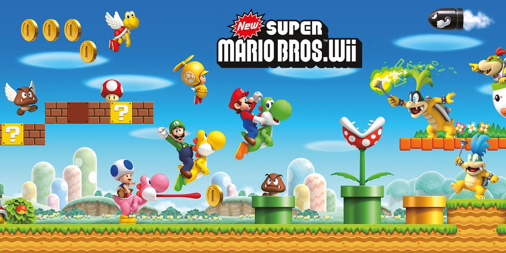 Nintendo to sell new super mario 2 and others digitally | wired.